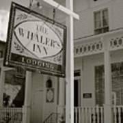 Whaler's Inn Art Print