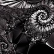 What Tangled Webs We Weave Art Print