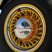 Wheel Nice Art Print