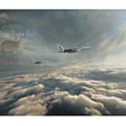 Where Eagles Dare Xxl Art Print