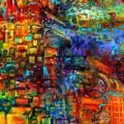Where Healing Waters Flow Art Print