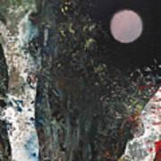 Where The Wolfbane Grows Art Print