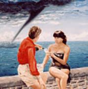 Whirlwind Romance Art Print