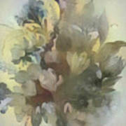 Whispering Bouquet 2 Art Print