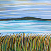 Whispering Grass Art Print