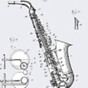 White Sax Art Print