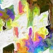 White Space II Art Print