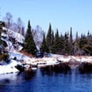 Whiteshell Provincial Park Art Print