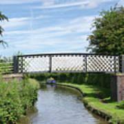 Whitley Bridge Art Print