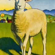 Who Are Ewe Art Print