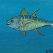 Wicked Tuna  Art Print