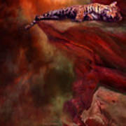 Wild Dreamer Art Print