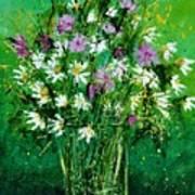 Wild Flowers 450150 Art Print