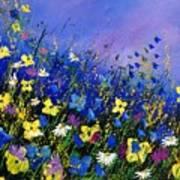 Wild Flowers 560908 Art Print