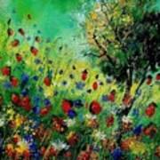 Wild Flowers 670130 Art Print