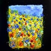 Wild Flowers 677130 Art Print