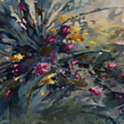 'wild Flowers' Print by Michael Lang
