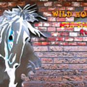 Wild Horses For Sale Art Print