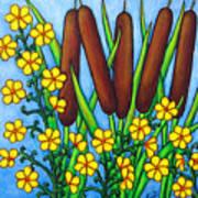 Wild Medley Art Print