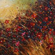 Wild Art Print by Michael Lang
