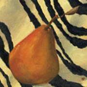 Wild Pear Art Print