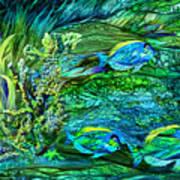 Wild Sargasso Sea Art Print