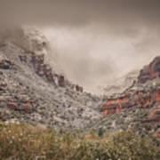 Boynton Canyon Arizona Art Print