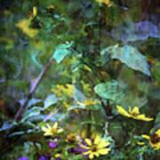 Wildflower Impression 4859 Idp_2 Art Print