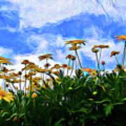 Wildflowers 11318 Art Print