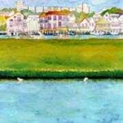 Wildwood Wetlands Art Print