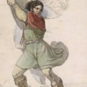 Wilhelm Tell Art Print