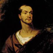 William Charles Macready As William Tell Art Print