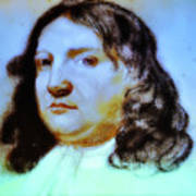 William Penn Portrait Art Print