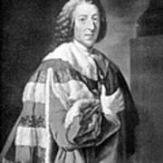 William Pitt, Prime Minister Of Britain Art Print