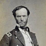 William Tecumseh Sherman Print by Granger