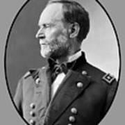 William Tecumseh Sherman Art Print