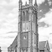 Williams College Thompson Memorial Chapel Art Print