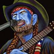 Willie Art Print