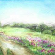 Willow-herb Art Print