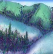 Wilmore Wilderness Area Art Print