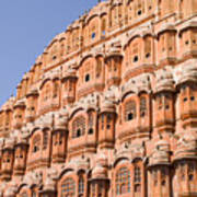 Wind Palace - Jaipur Art Print