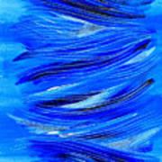 Wind Song I Art Print
