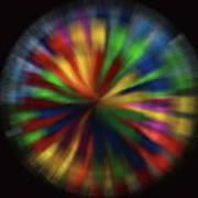 Wind Spinner 4 Art Print