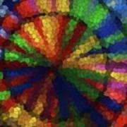 Wind Spinner 7 Art Print