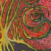 Winding IIi Art Print
