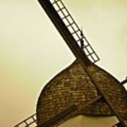 Windmills Of Your Mind Art Print
