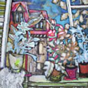 Window In France Art Print