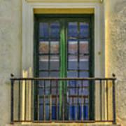 Window Of Amelia Art Print