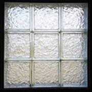 Window Of Glass Art Print
