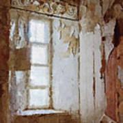 Window Scene I Art Print